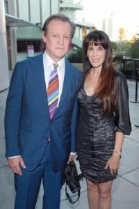 Patrick McMullan and Julie Spira