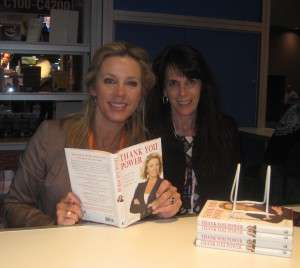 Deborah Norville and Julie Spira