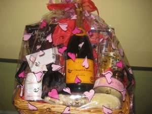 The Cyber Love Basket