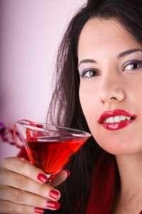 pomegranate-martini