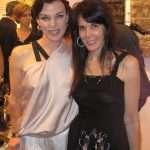 Debi Mazar from Entourage at Ferragamo