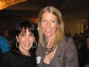 Julie Spira and Amy Swift from Smarty LA