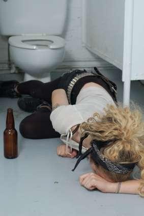 drunkgirl
