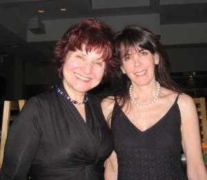 Dr. Diana Kirschner and Julie Spira
