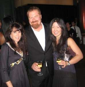 Julie Spira?Producer and Director, R.J. Cutler?Project Runway's Producer, Jane Cha