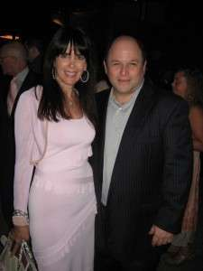 Julie Spira and Jason Alexander - What a Pair! Benefiting the John Wayne Cancer Institute