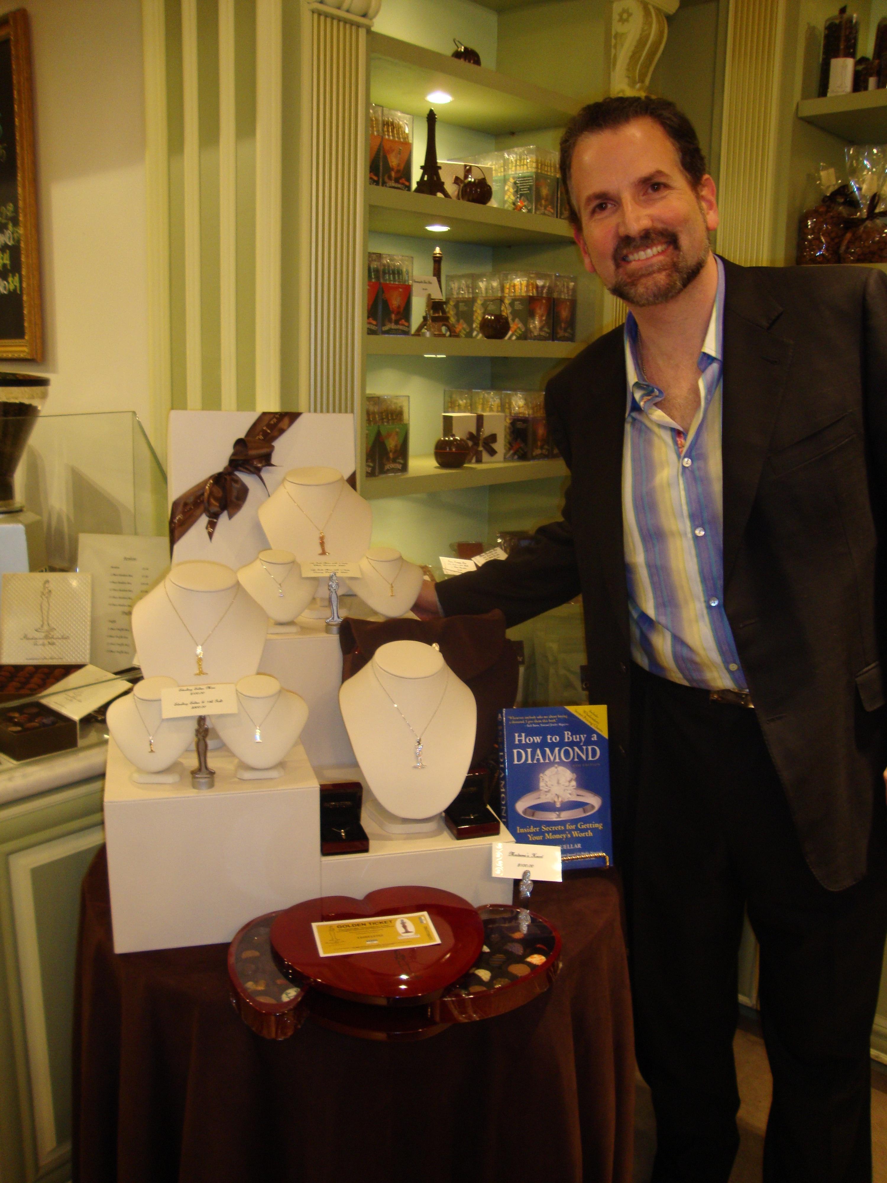 Diamond Expert Fred Cuellar