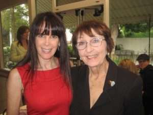 Julie Spira and Dr. Pat Allen