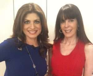 Tamsen Fadal and Julie Spira