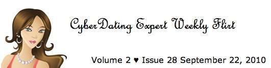 Cyber-Dating Expert Weekly Flirt