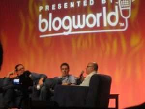 Blog World Keynote Address