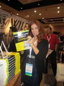 Marsha Collier at BlogWorld
