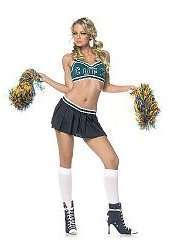 Halloween Cheerleader Costume
