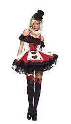 Halloween - Queen of Hearts