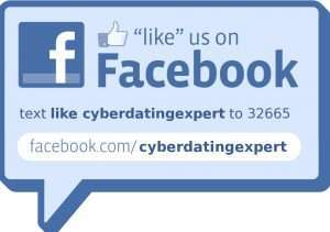 Facebook.com/cyberdatingexpert