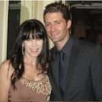Julie Spira and Glee's Matthew Morrison