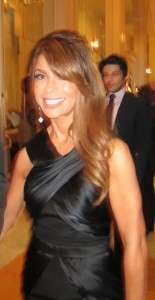 Paula Abdul- Lupus Orange Ball