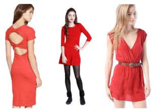 Red Hot Dressing for Valentine's