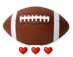 Valentine's Day versus the Super Bowl