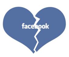 Facebook Broken Heart - To Friend, or Not to Friend