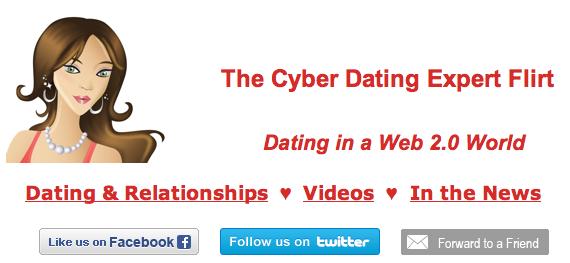 Cyber Dating Expert Weekly Flirt