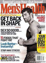 Men's Health - February Issue