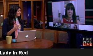 Huff Post Live - Red