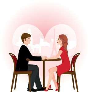 Online versus offline dating