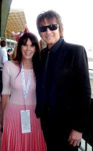 Julie Spira and Richie Sambora