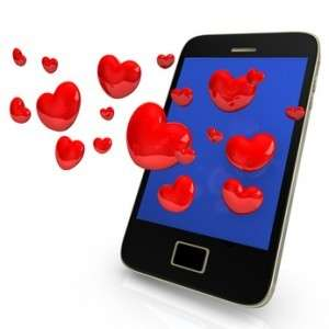 Cell phone dating apps