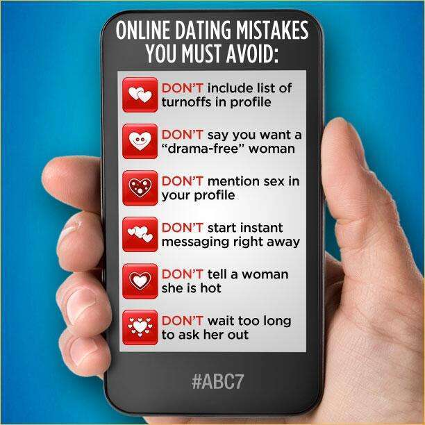 Safety rules for online dating there are many stories
