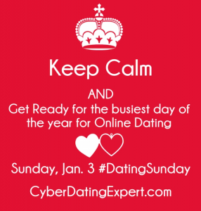 Dating Sunday Jan 3
