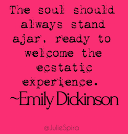 Emily Dickinson Love