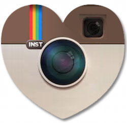 Instagram heart