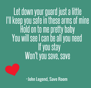 John Legend Save