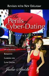 Perilsof Cyber-Dating Book Cover