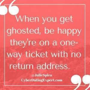 Ghosted Quote
