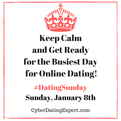 January online dating