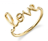 Sydney evan Love Ring