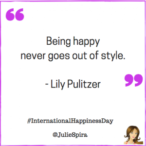 Lily Pulitzer - happiness