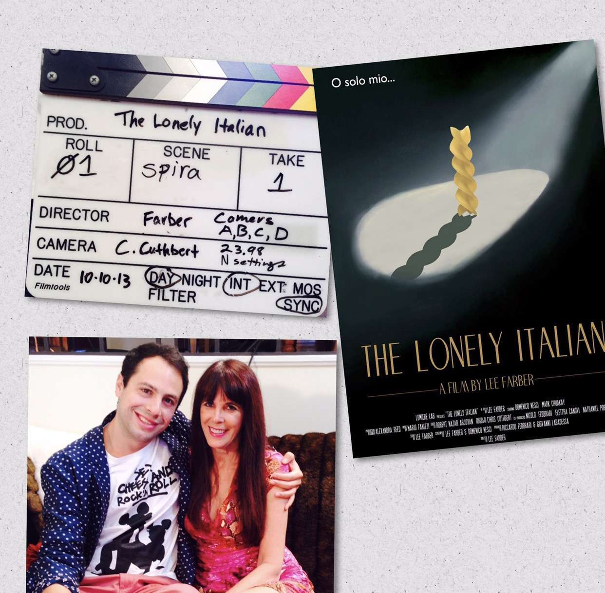 The Lonely Italian - Online Dating Movie
