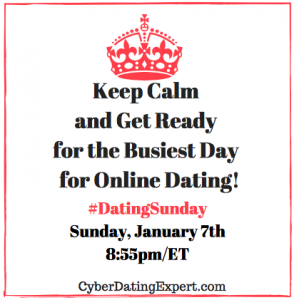 Dating Sunday - Cyber Dating Expert