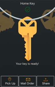 Key Me Valentine's gift