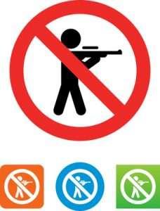 Bumble Bans Guns