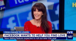 Facebook Dating - Julie Spira on HLN