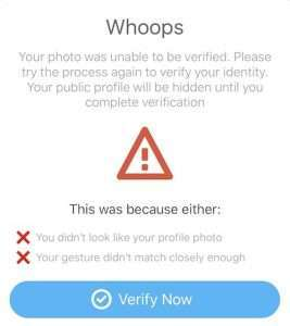 How to Verify Your Bumble Profile