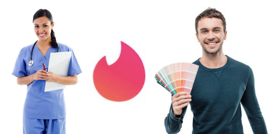 Who's Getting the Most Right Swipes on Tinder?