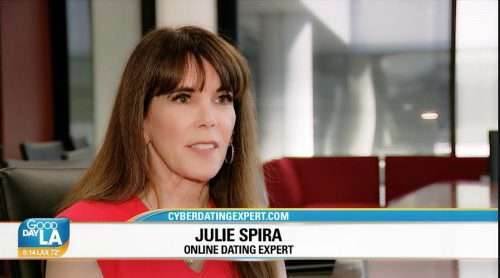 Good Day LA - Julie Spira on Online Dating Safety