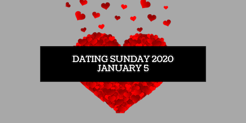 Dating Sunday 2020 - Cyber Dating Expert