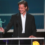 Is Brad Pitt on Tinder? He'd Like to Add his SAG Award to His Profile (If He Has One)